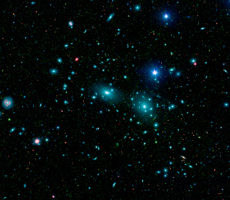 Image: Coma Cluster