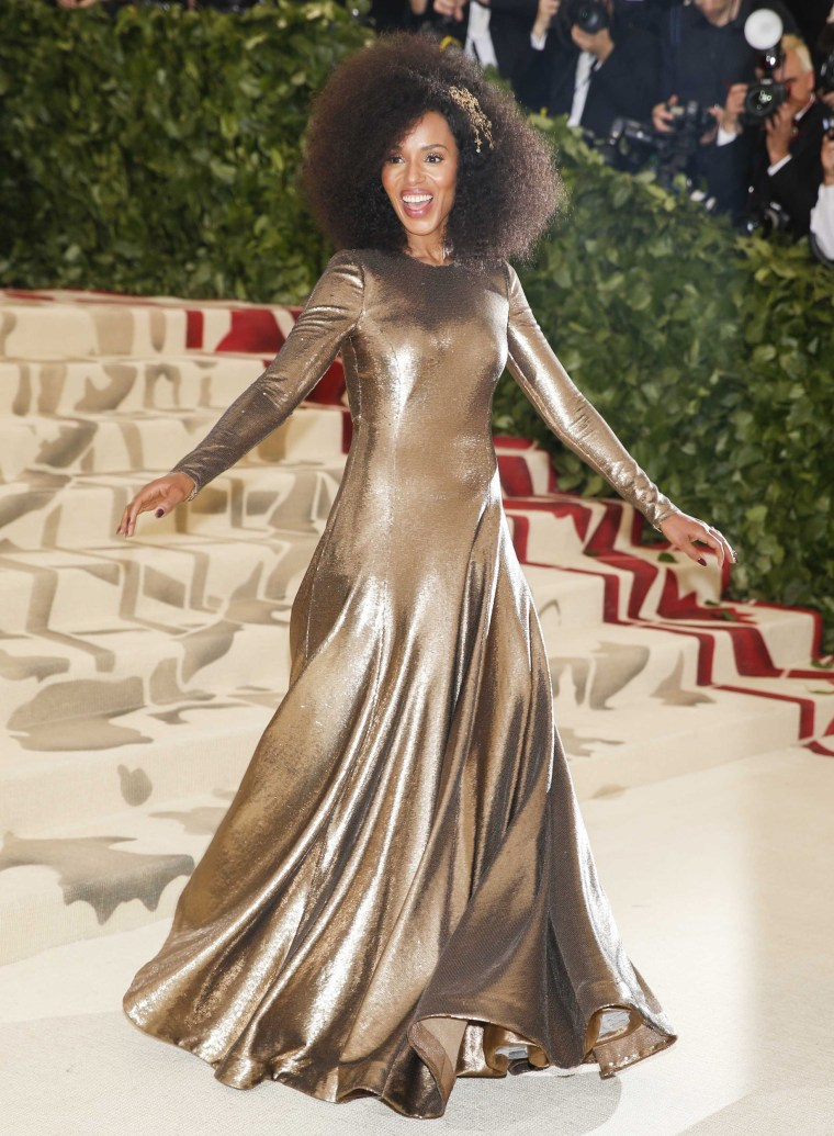 Image: The Met Gala 2018