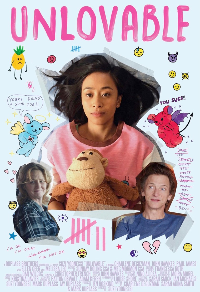 Image: Unlovable-official movie poster