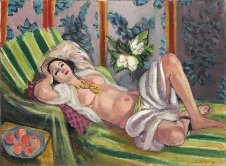 Image: Matisse Odalisque