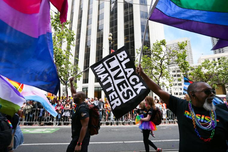 Image: San Francisco Hosts Annual Its Gay Pride Parade