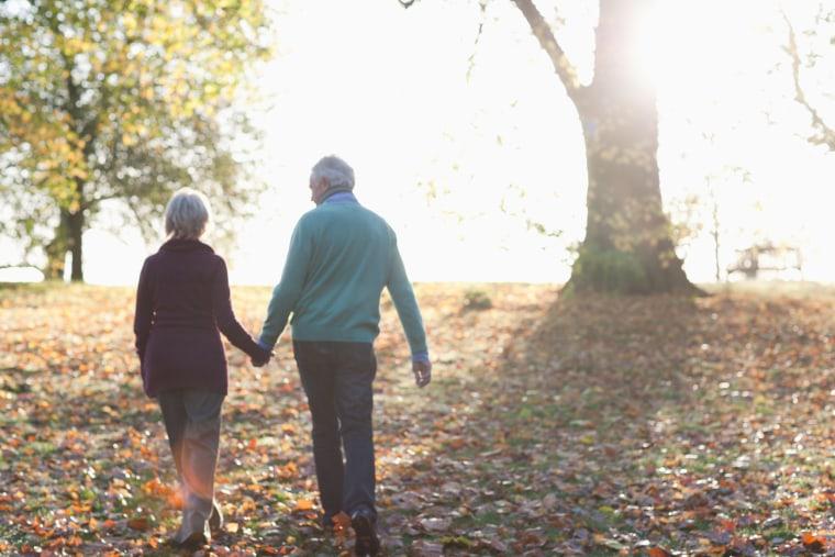 Image: Senior couple