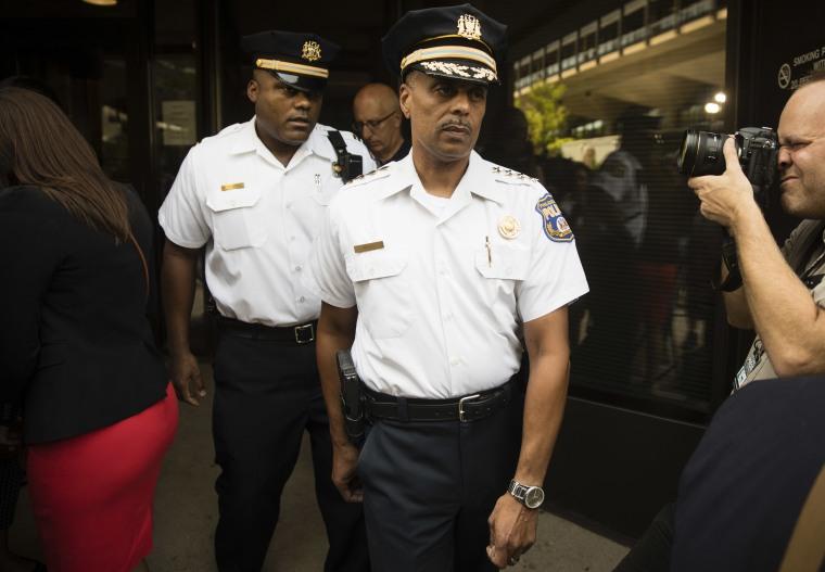 Image: Philadelphia Police Commissioner Richard Ross