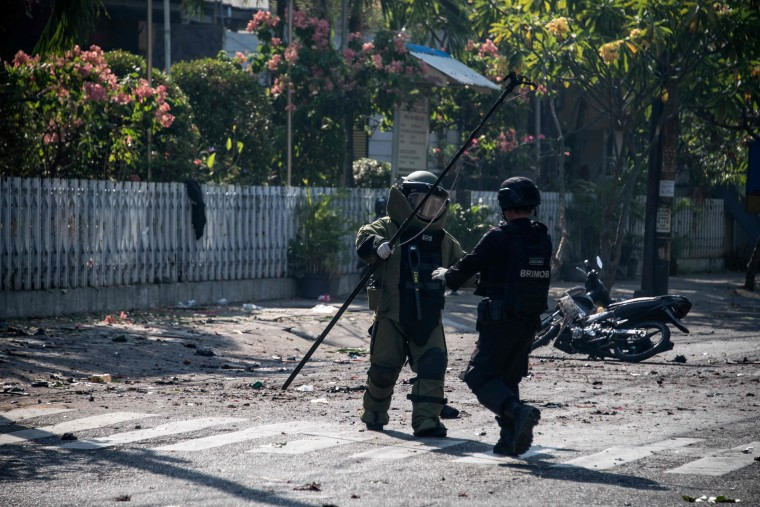 Image: INDONESIA-ATTACKS