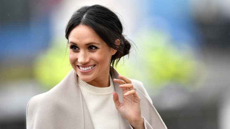 Meghan Markle visits Northern Ireland