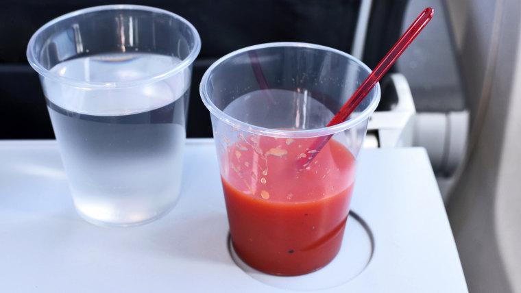 flight drinks