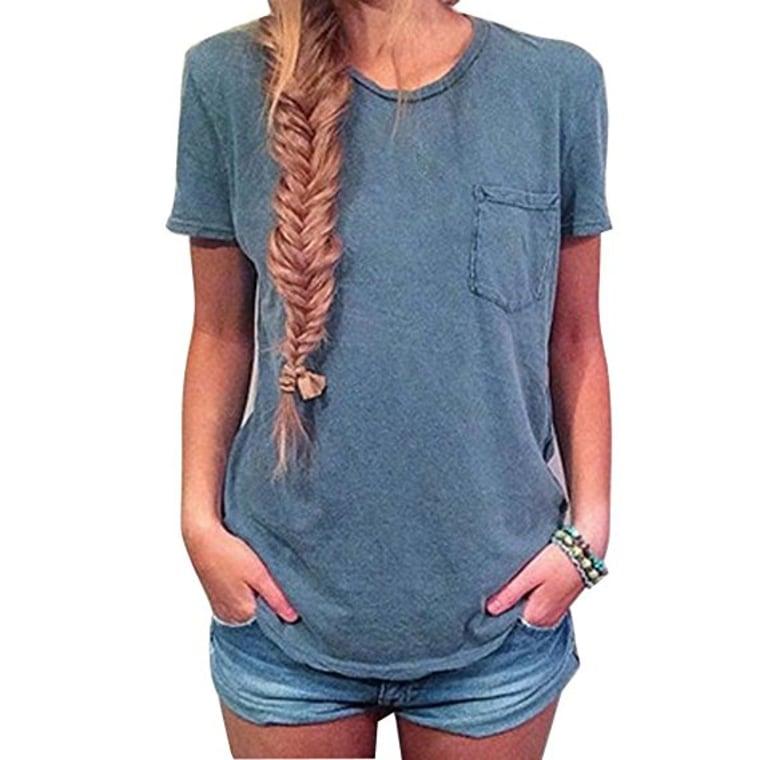 Meyerlbama Women T-shirt return on Amazon