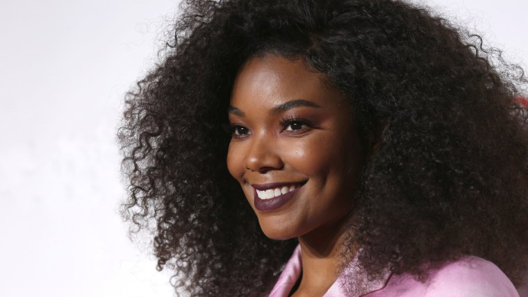 Gabrielle Union on finding self-worth: 'I used to struggle with accepting compliments'