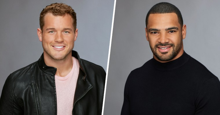 "Colton and Clay on ""The Bachelorette"""