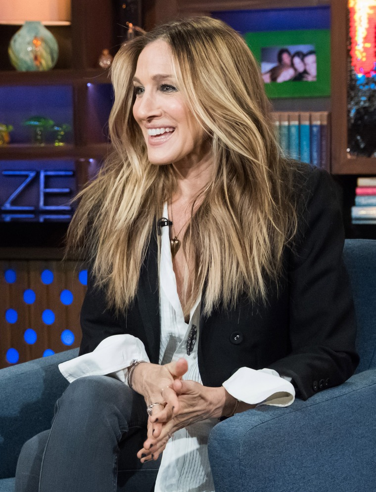 The one eyeliner Sarah Jessica Parker swears by