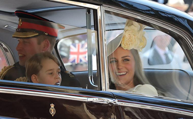 Image: BRITAIN-US-ROYALS-WEDDING-GUESTS