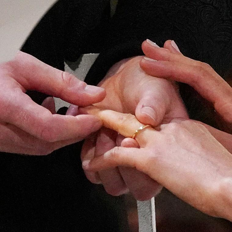Meghan Markle's Royal Wedding Ring