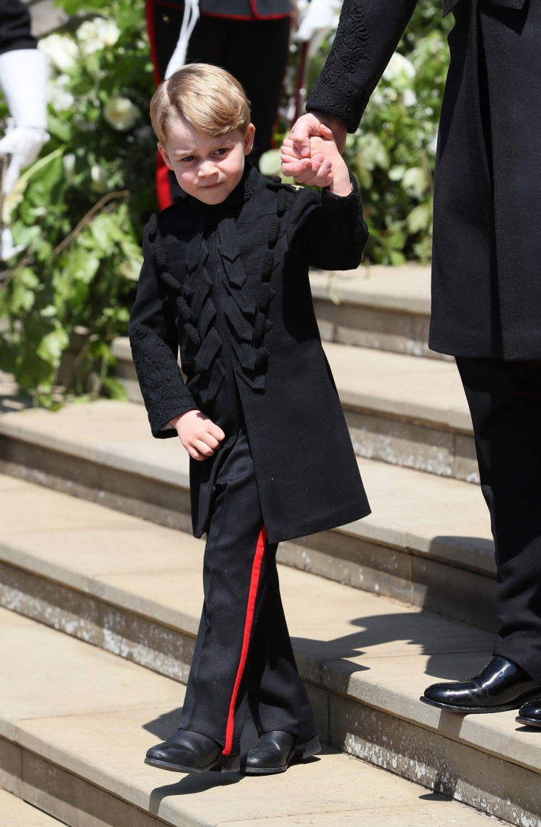 Image: Prince Harry Marries Ms. Meghan Markle - Windsor Castle