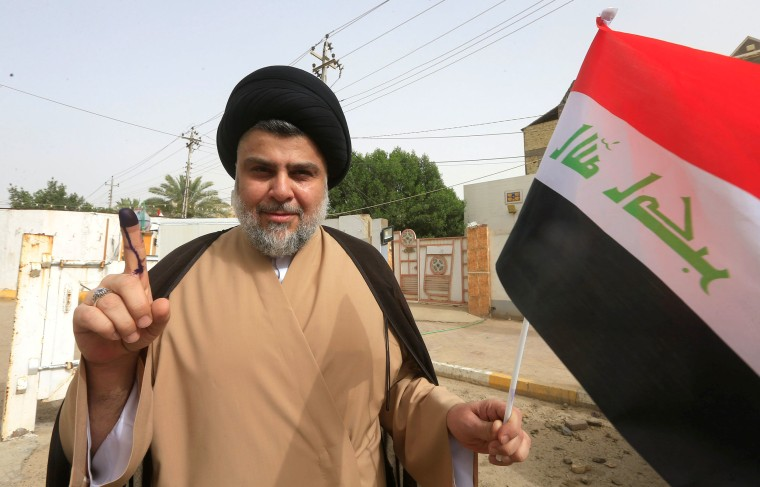 Image: Iraq elections
