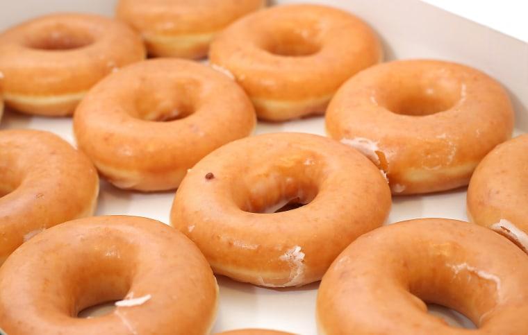 Image: Doughnuts