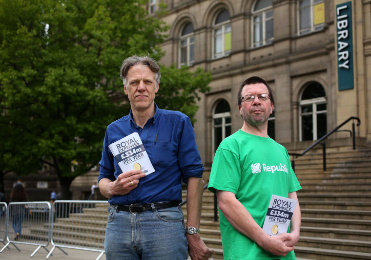 Image: Nigel Catling and Shaun Iggleden