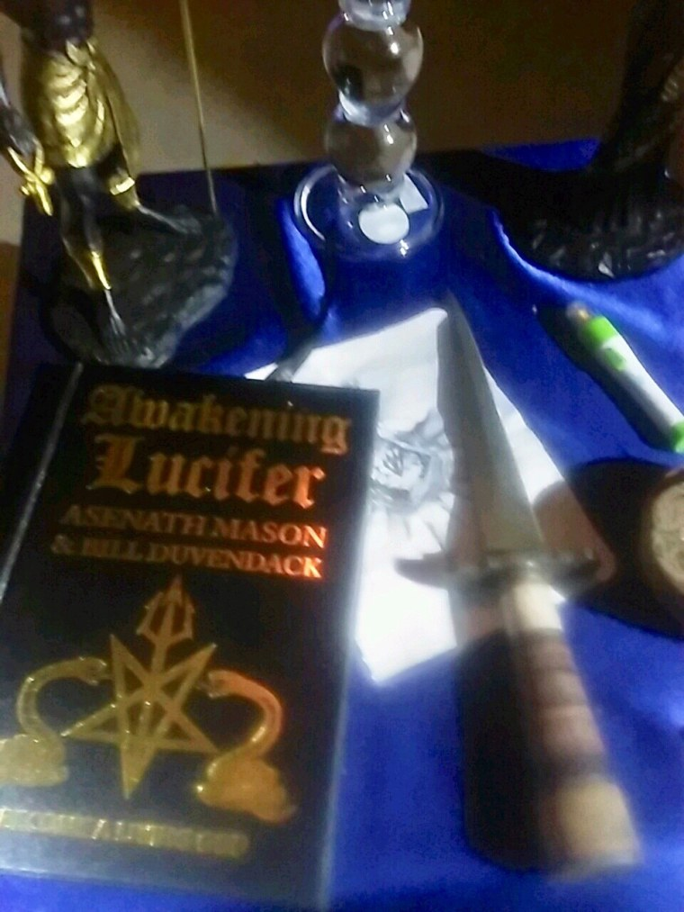 Image: Awakening Lucifer book
