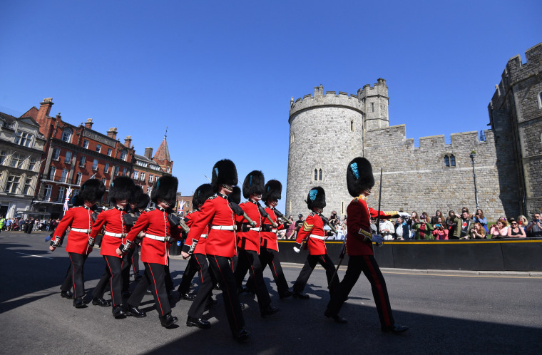Image: Ahead of the Royal Wedding in Windsor