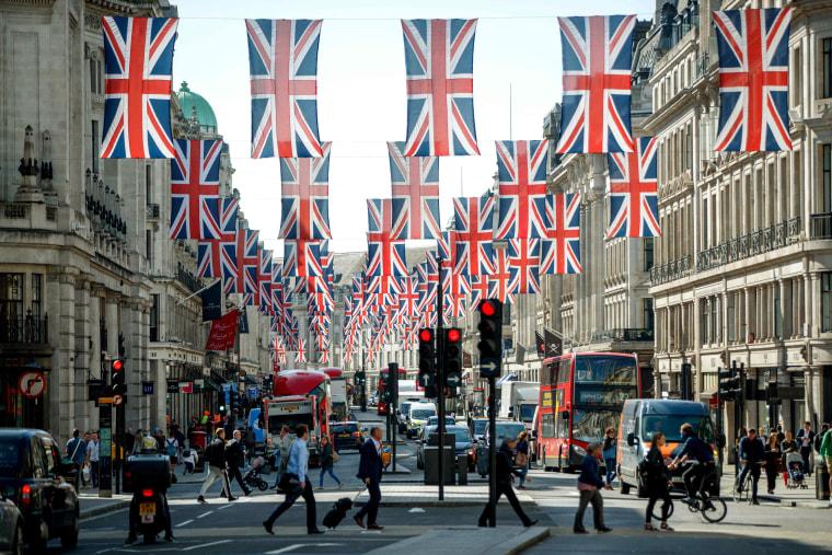 Image: TOPSHOT-BRITAIN-US-ROYALS-WEDDING