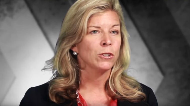 Attorney Connie Bertram appears in a 2013 video posted to YouTube celebrating winners of the 2013 Washington SmartCEO Power Players Awards.
