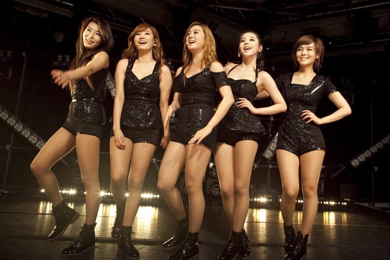 Image: Wonder Girls