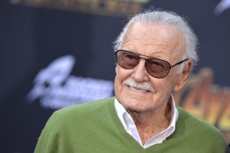 Image: Stan Lee