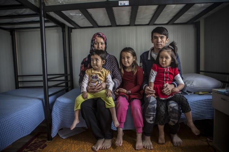 Image: Olympic Migrants
