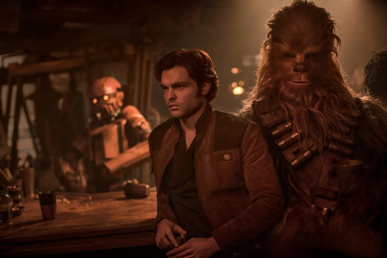 Image: Solo: A Star Wars Story 2018