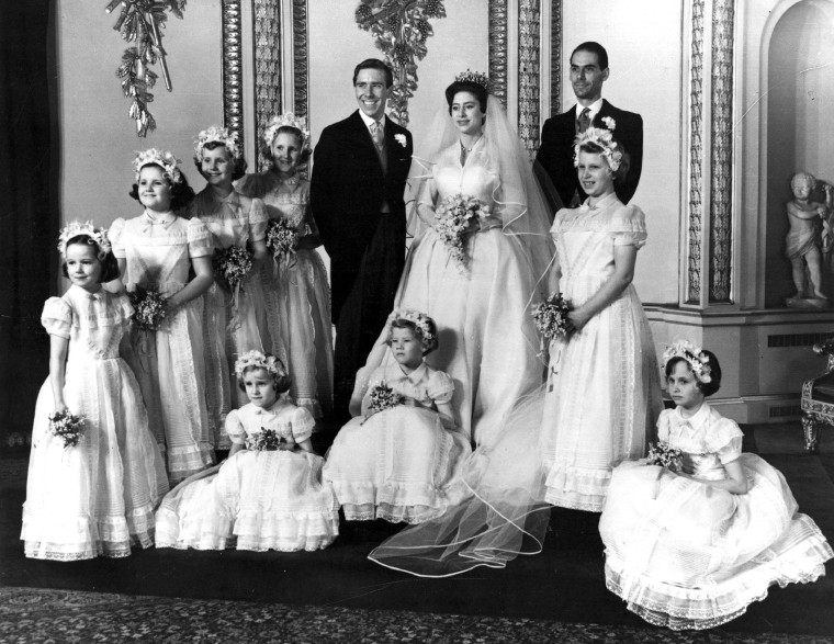 Image: Princess Margaret wedding