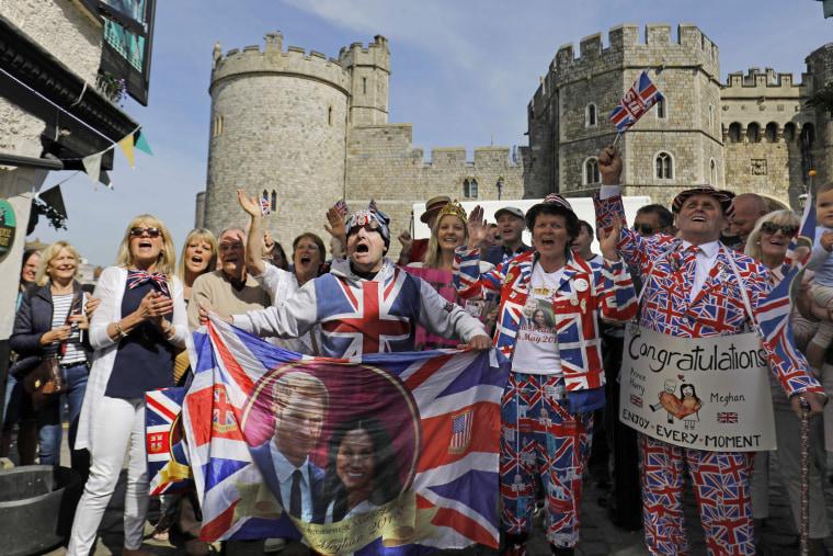 Image: BRITAIN-US-ROYALS-WEDDING