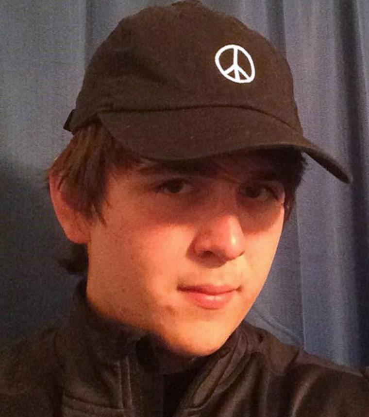 Dimitrios Pagourtzis, suspect in the Santa Fe High School shooting