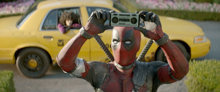 Image: Ryan Reynolds stars as Deadpool in Twentieth Century Fox's DEADPOOL 2.