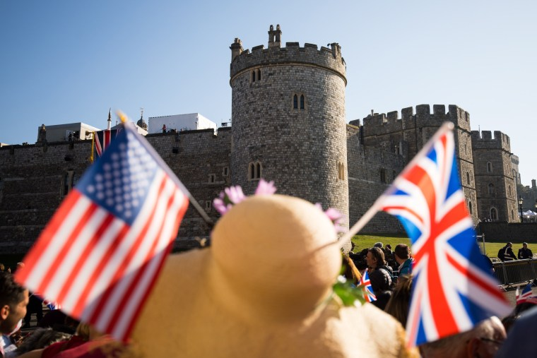 Image: Royal Wedding of Prince Harry and Meghan Markle in Windsor