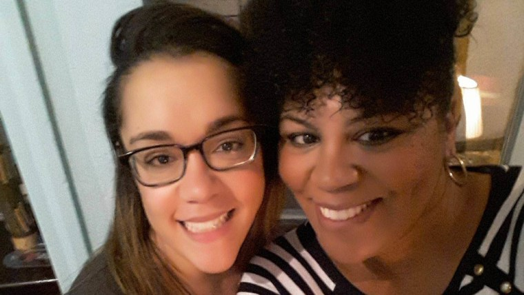 Danielle and Tamara