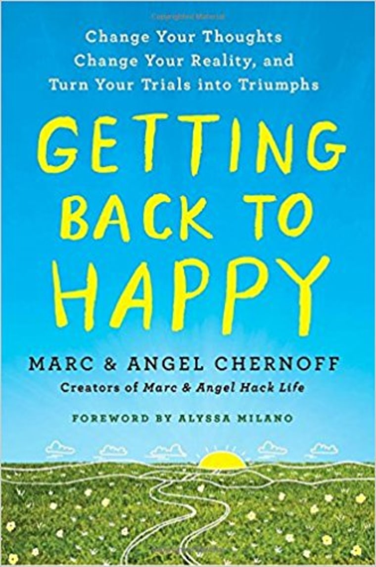 """Getting Back to Happy"" book"