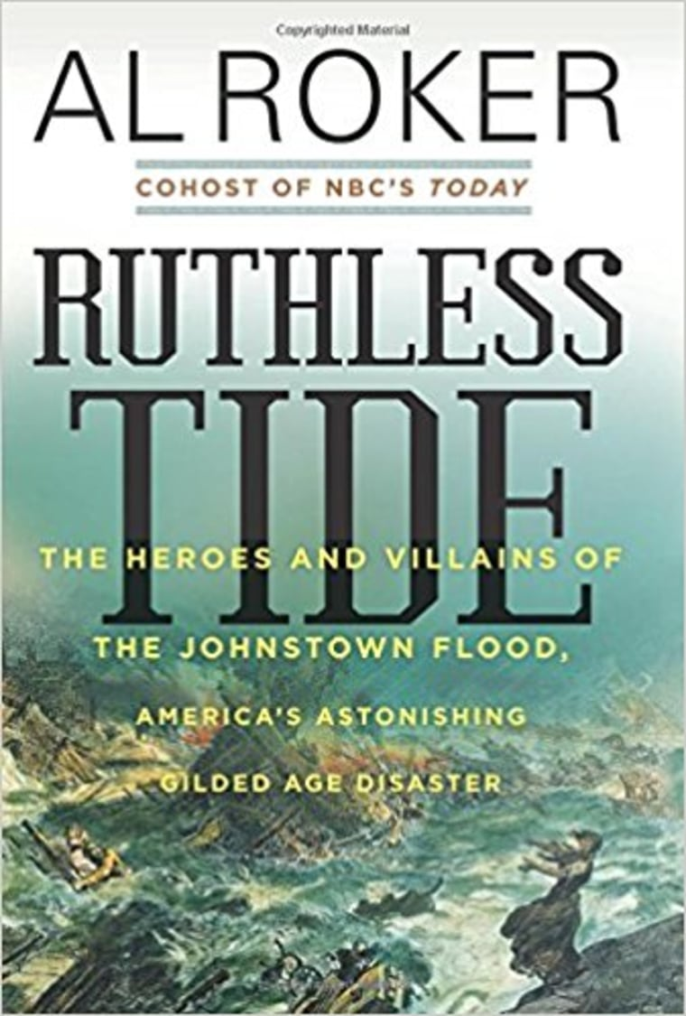 """Ruthless Tide"" book"