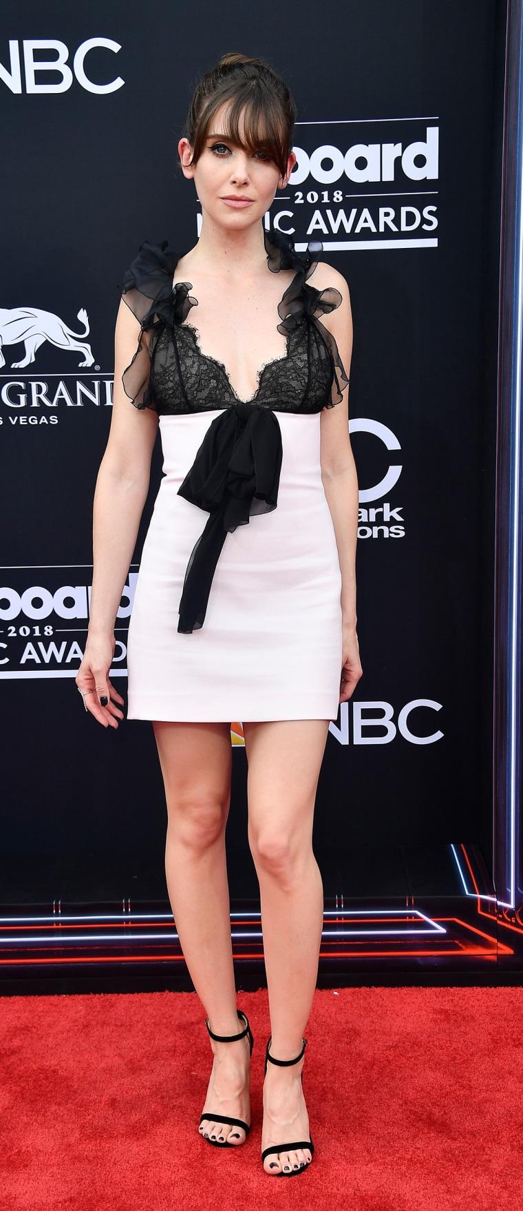 Alison Brie 2018 Billboard Music Awards