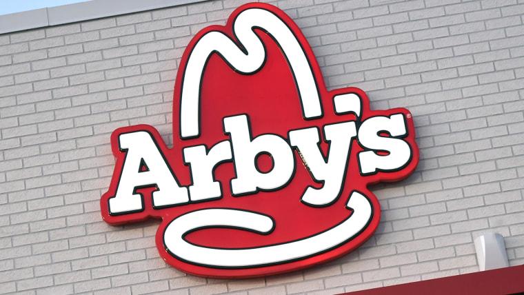 An Arby's Restaurant In Dawsonville, Georgia