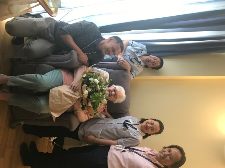 royal wedding, flowers, hospice