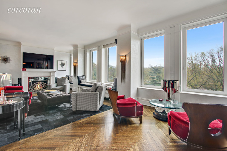 Antonio Banderas Manhattan home