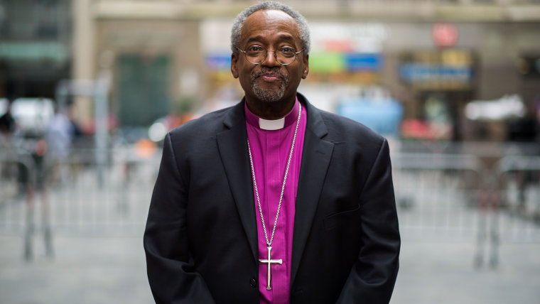 Bishop Michael Bruce Curry on TODAY