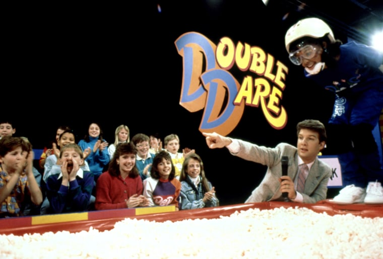 """Marc Summers on the original version of Nickelodeon's """"Double Dare"""""""