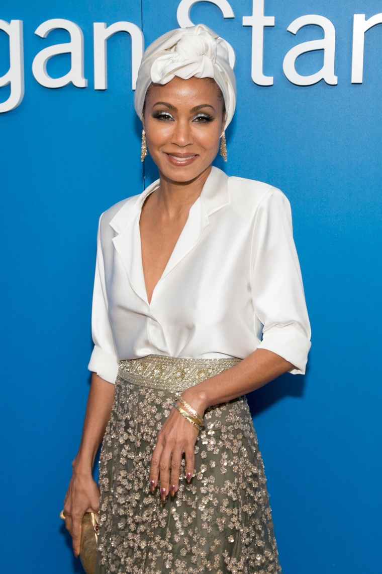 Jada Pinkett Smith alopecia