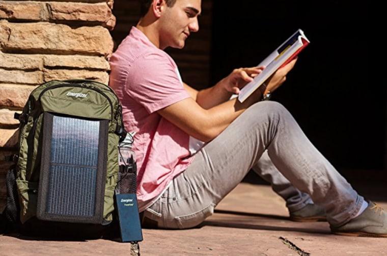 Energizer Wanderer Solar Backpack