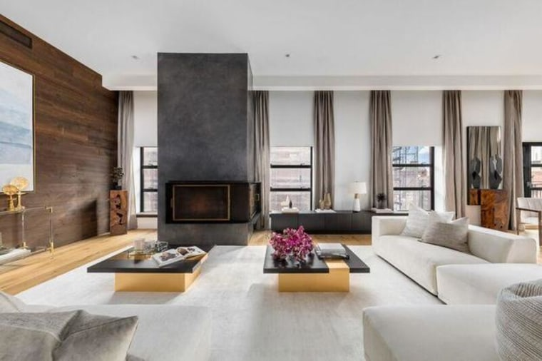 Chrissy Teigen and John Legend's NYC apartment
