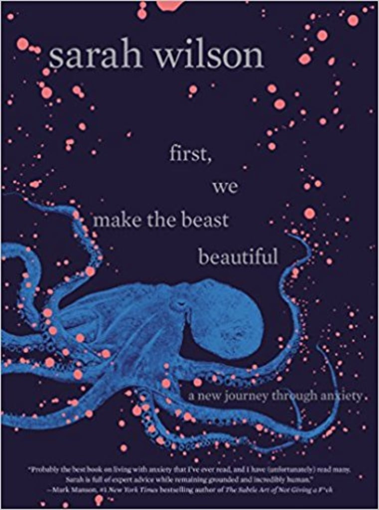 """First, We Make the Beast Beautiful"" book"
