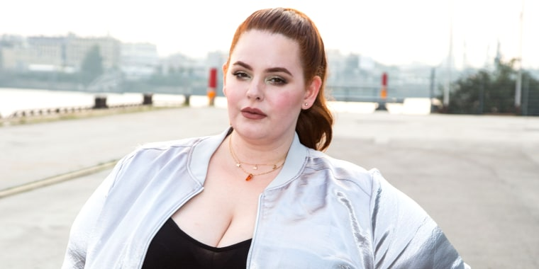 ecc9fa14095 Tess Holliday slams PIP CAM Photo Maker app for morphing her body