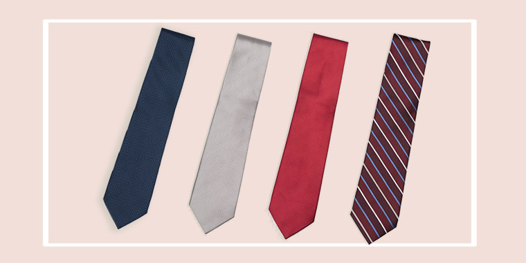Pop Fashion Mens Dress Ties, Silk Neckties Formal Tie for Men
