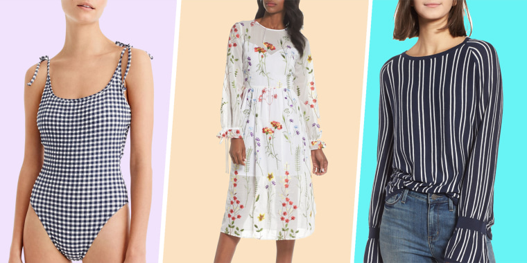 Shop these summer styles during Nordstrom's Half-Yearly Sale!