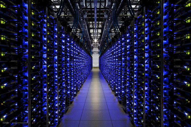 Image: Google data center Douglas County